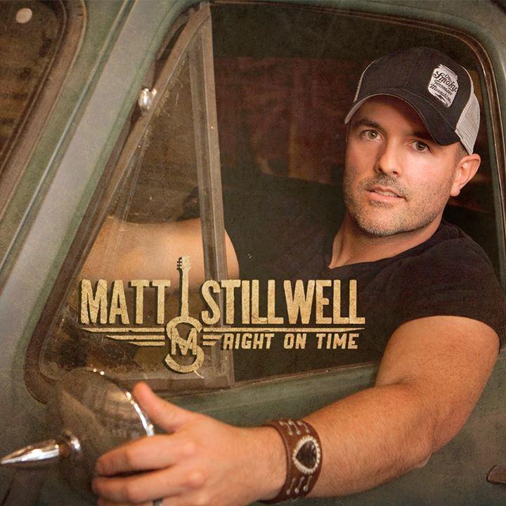 Matt Stillwell @ KC Live! Q104 Concert Series - Kansas City, MO