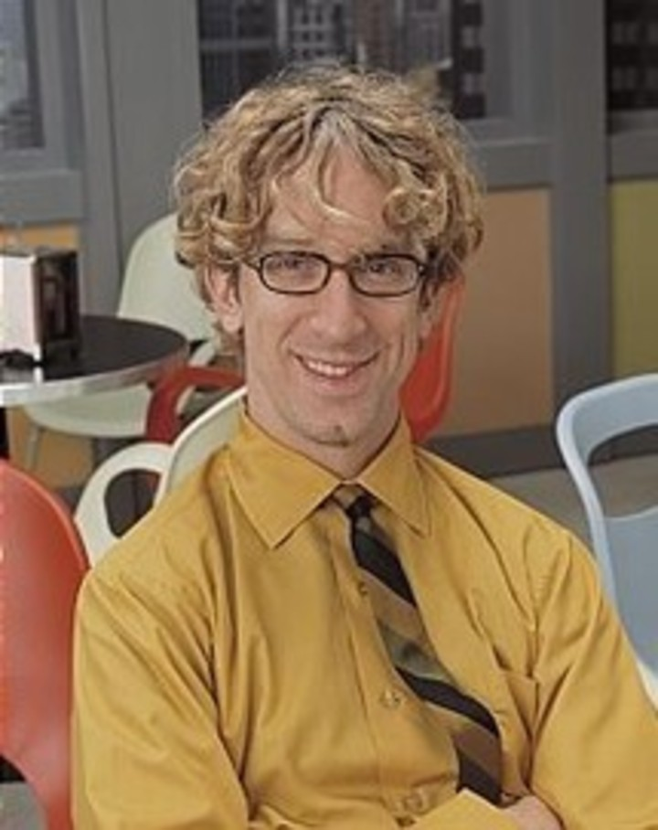 Protest andy dick sitcom