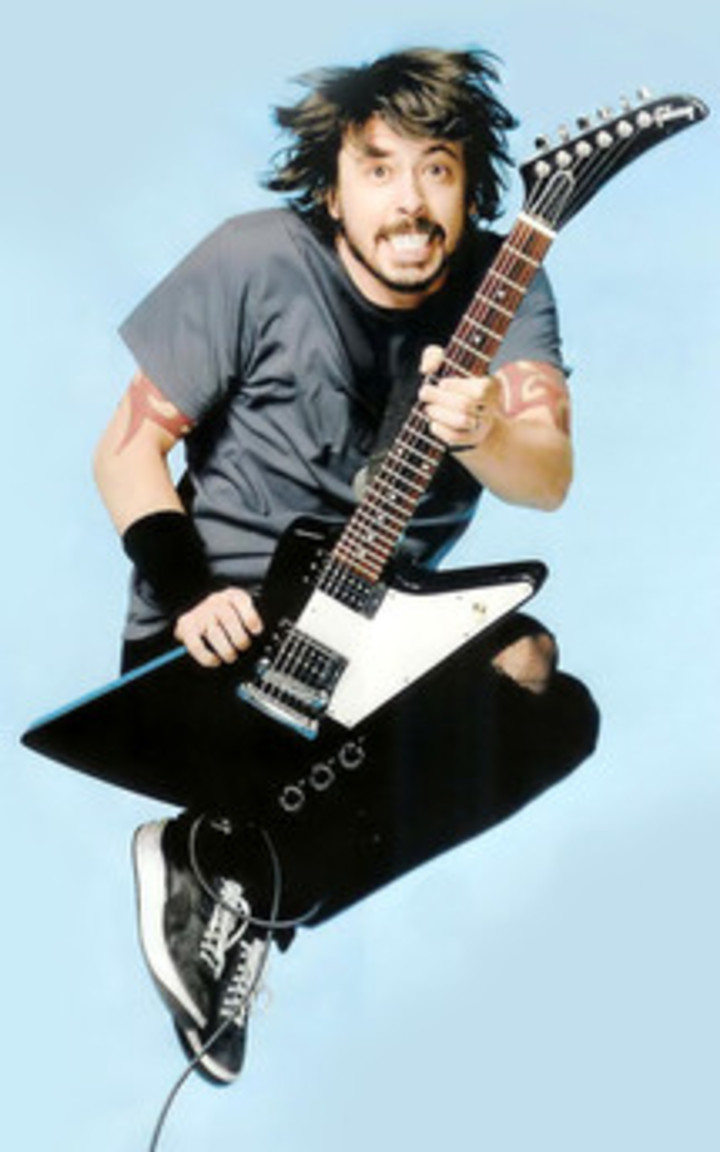 David Grohl Tour Dates