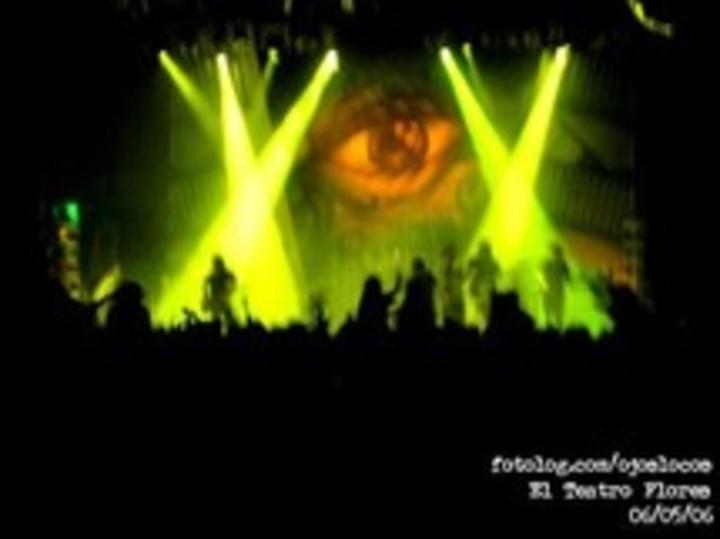 Ojos Locos Tour Dates