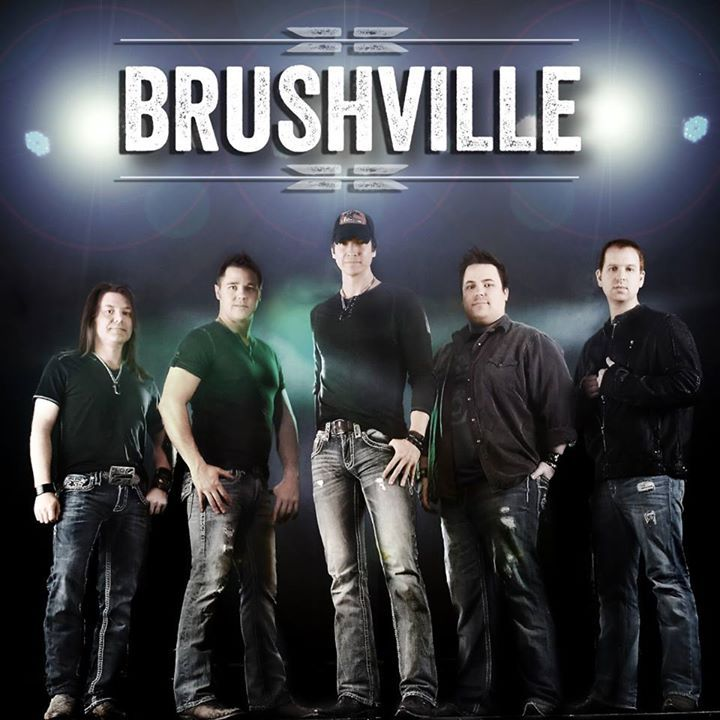 Brushville @ The Castle Theatre - Bloomington, IL
