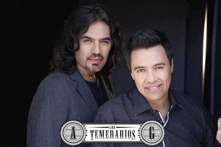 Los Temerarios Tour Dates