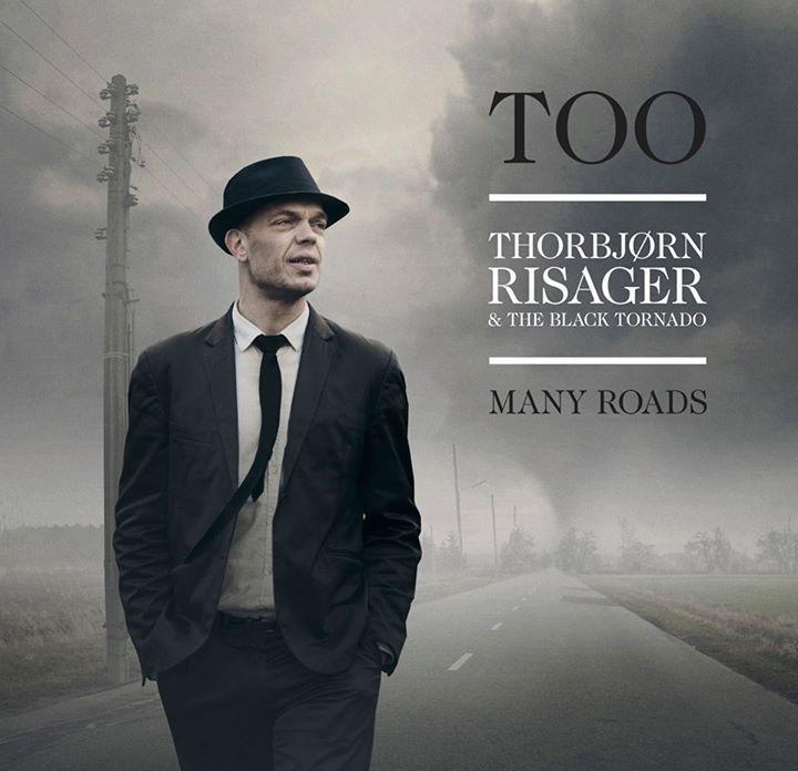 Thorbjørn Risager Band @ Tobakken - Esbjerg, Denmark