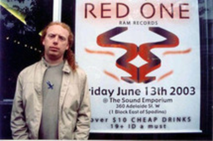 Red One Tour Dates