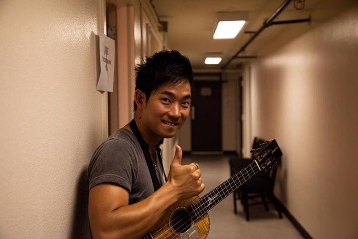 Jake Shimabukuro @ Fitzgerald Theater - St Paul, MN