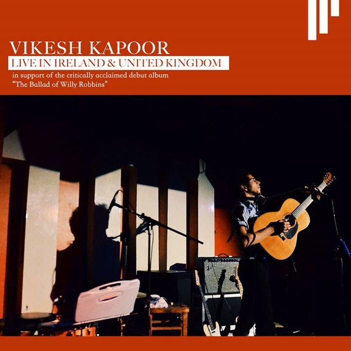 Vikesh Kapoor @ Gorilla - Manchester, United Kingdom