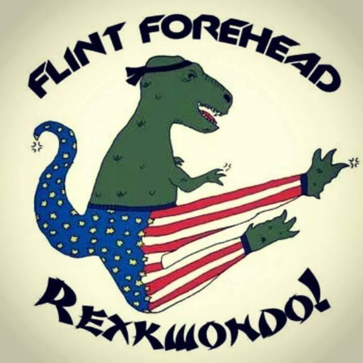 Flint Forehead Tour Dates