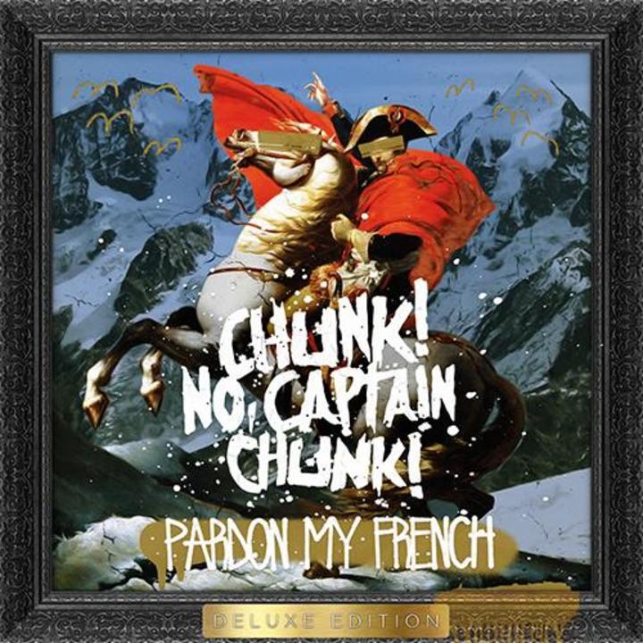Chunk! No, captain chunk! @ Plaza Selatan Senayan - Jakarta, Indonesia