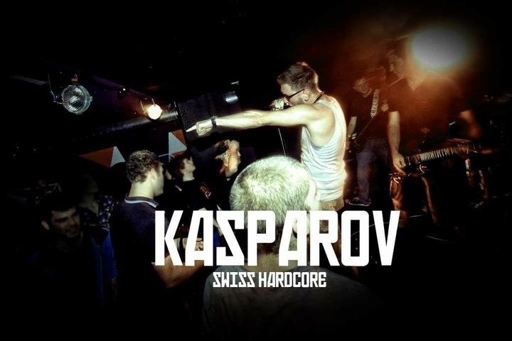 Kasparov Tour Dates