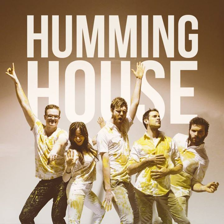 Humming House @ Rhythm 'n Blooms Festival - Knoxville, TN
