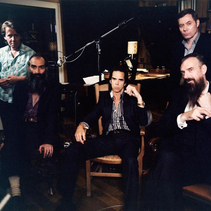 Nick Cave & The Bad Seeds @ ROCKHAL - Luxembourg City, Luxembourg