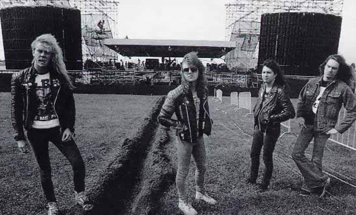 Metallica Tour Dates