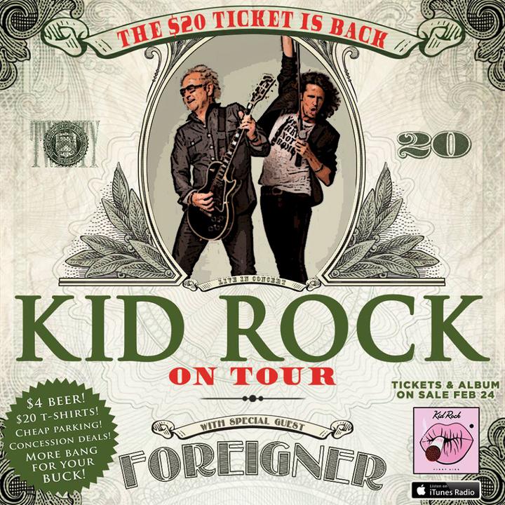 Kid Rock Pnc Charlotte