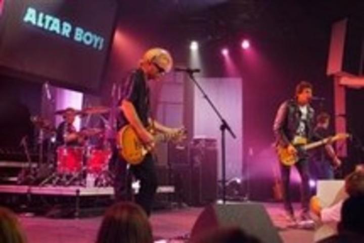 Altar Boys Tour Dates