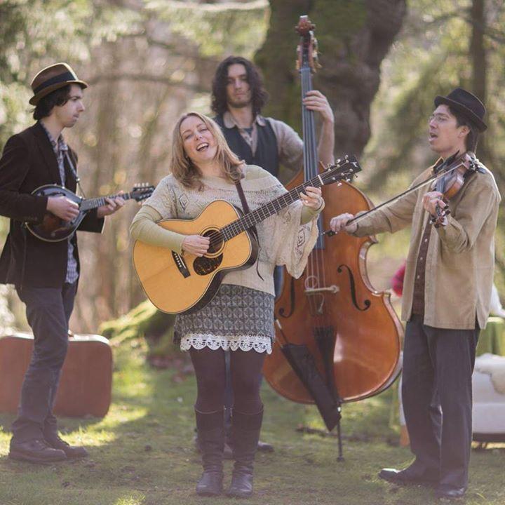 The Blackberry Bushes Stringband @ The Triple Door - Seattle, WA