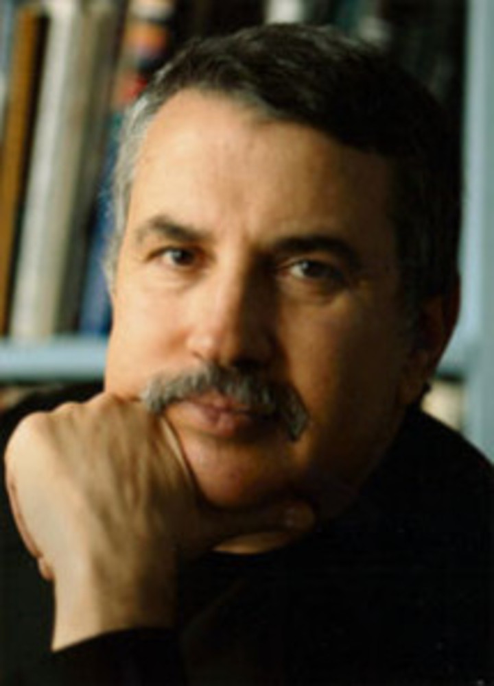 Thomas L. Friedman @ Town Hall - Seattle, WA