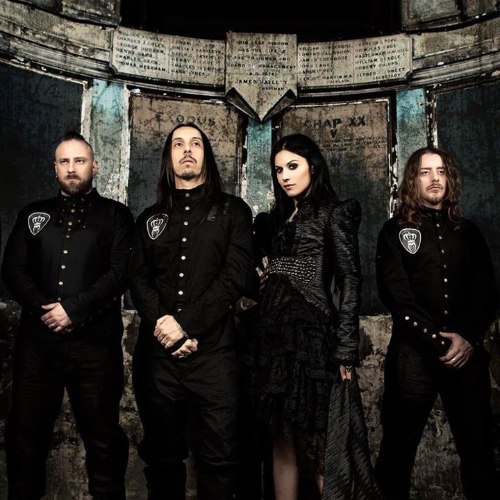 Lacuna Coil Tour Dates