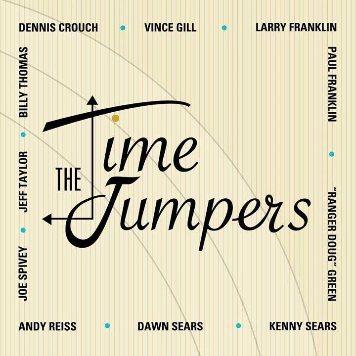 The Time Jumpers @ Greensboro Coliseum - Greensboro, NC
