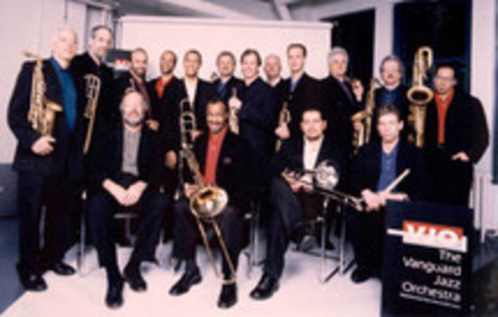 Vanguard Jazz Orchestra Tour Dates