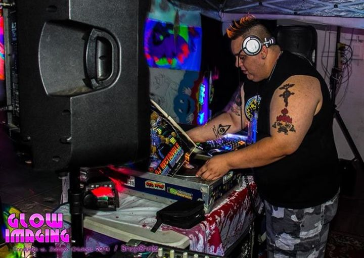 Dj/MC En3rgy @ A Secret Desert Location - Tucson, AZ