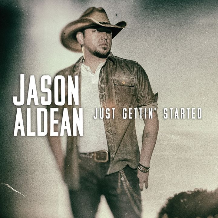 Jason Aldean @ Aaron's Amphitheatre at Lakewood - Atlanta, GA