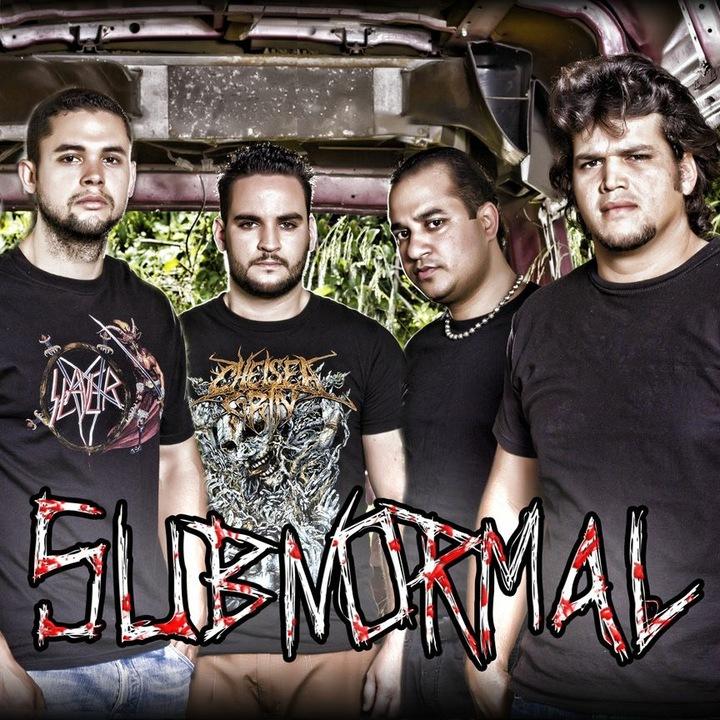 Subnormal Tour Dates