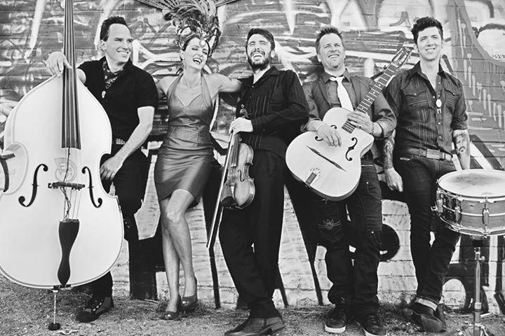 Fishtank Ensemble @ The Mint - Los Angeles, CA