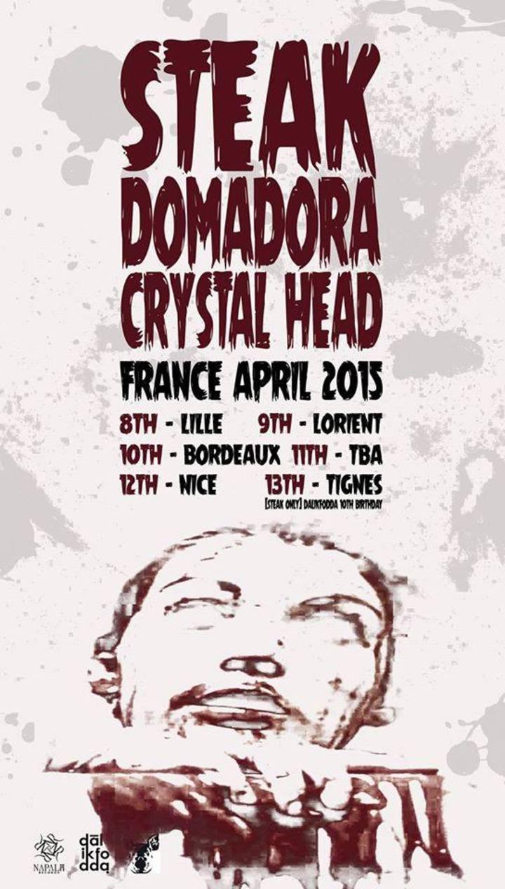 Crystal Head @ The Horn - St Albans, United Kingdom