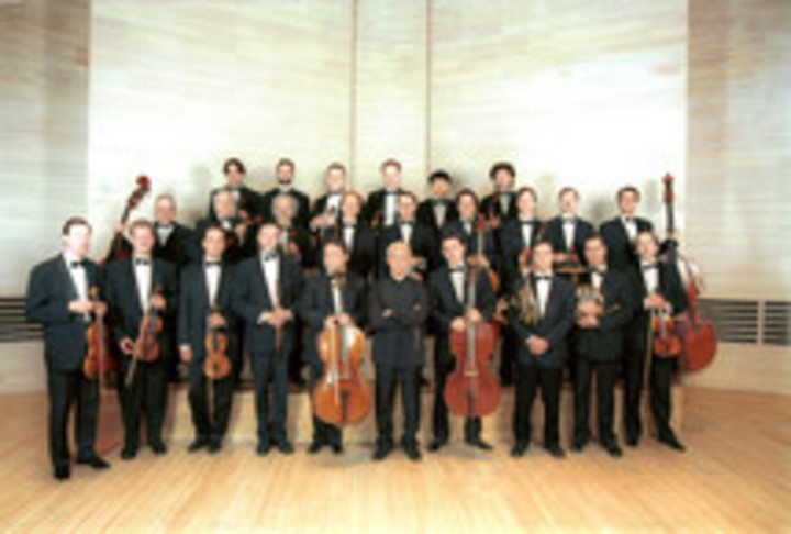 Moscow Virtuosi @ Schoenberg Hall - Los Angeles, CA