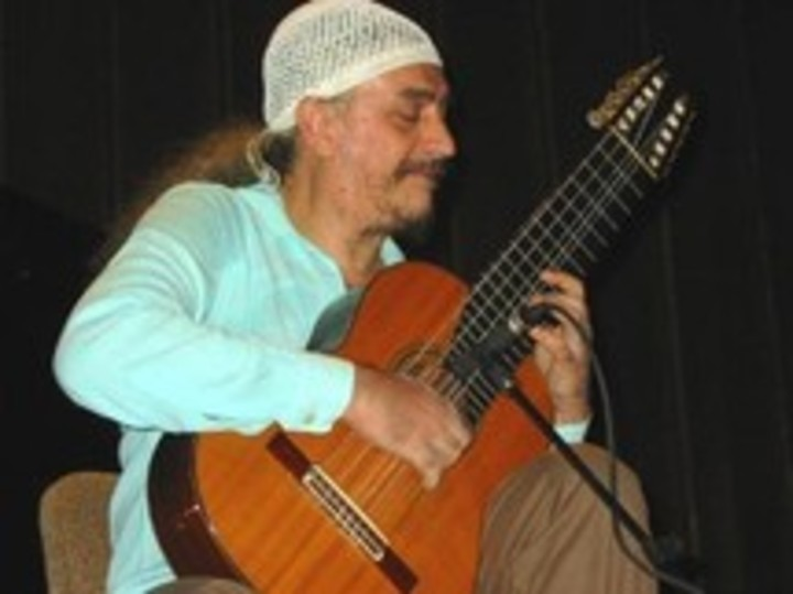 Egberto Gismonti @ Gumusluk Festival Center - Muğla, Turkey