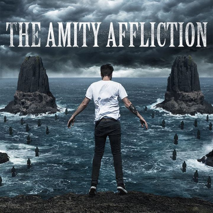 The Amity Affliction @ The Shelter - Detroit, MI