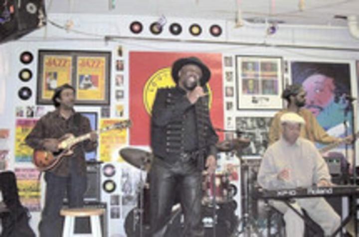 Willie West @ Orpheum Theater - New Orleans, LA