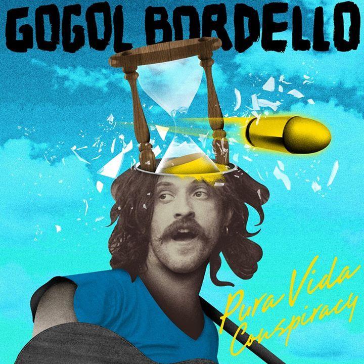 Gogol Bordello @ O2 Academy - Glasgow, United Kingdom