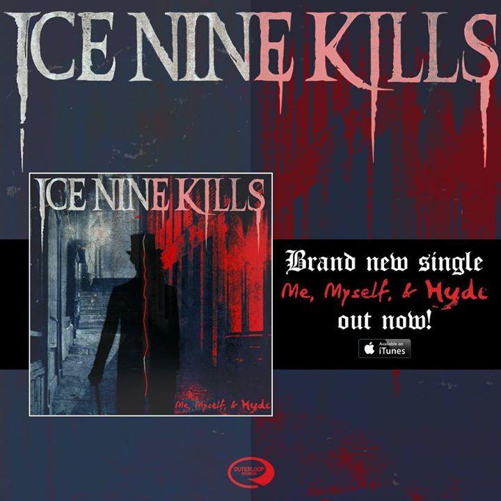 Ice Nine Kills @ Sons of Hermann Hall - Dallas, TX