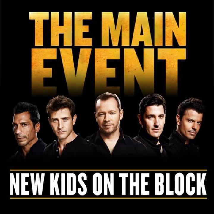 New Kids on the Block @ Marcus Amphitheater  Summerfest - Milwaukee, WI