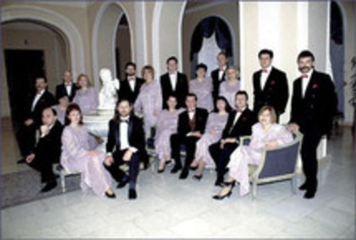 Kyiv Chamber Choir Tour Dates