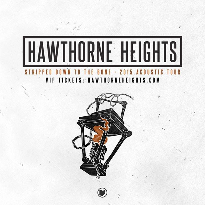 Hawthorne Heights Tour Dates