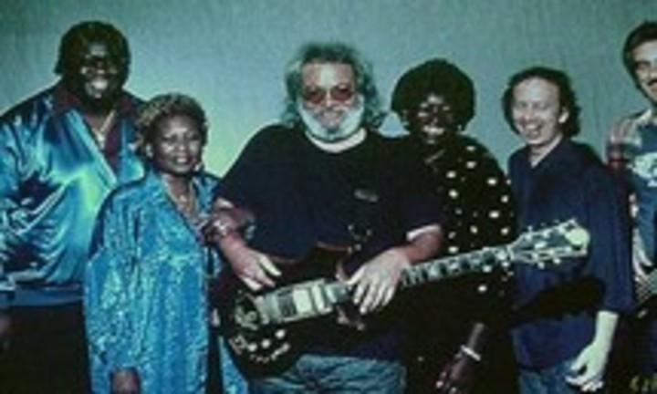 Jerry Garcia Band Tour Dates