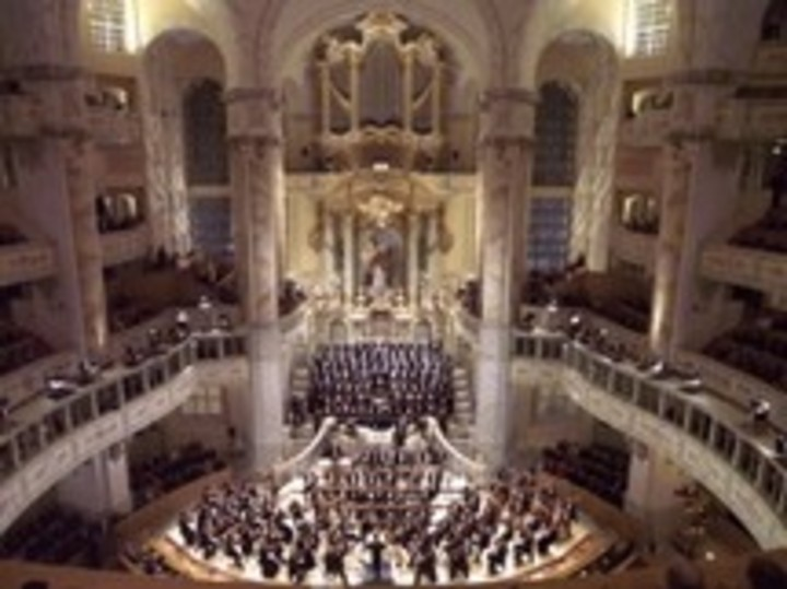 Sächsische Staatskapelle Dresden Tour Dates