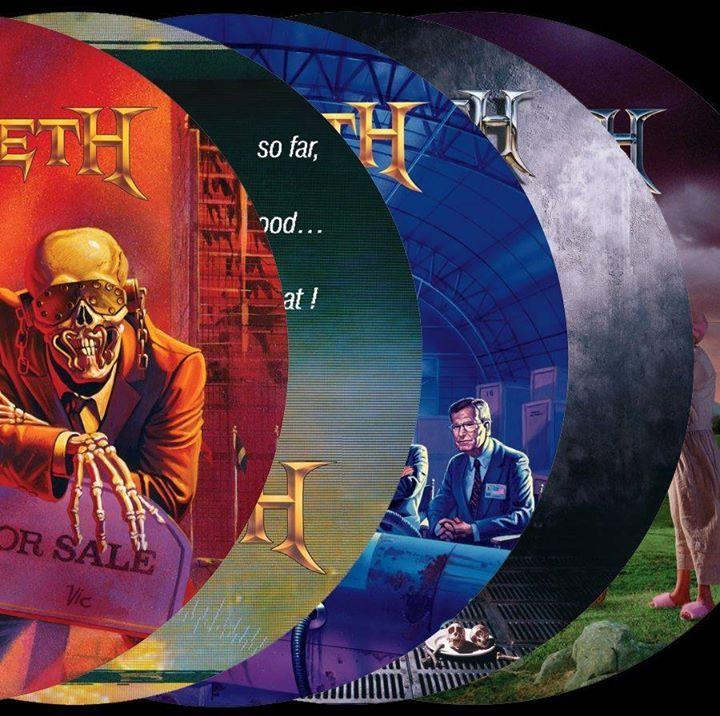 Megadeth @ Bridgestone Arena - Nashville, TN
