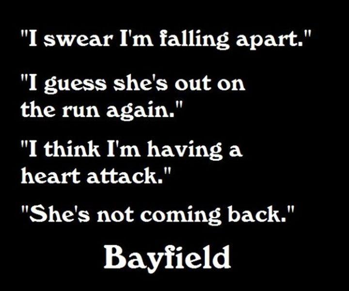 Bayfield Tour Dates