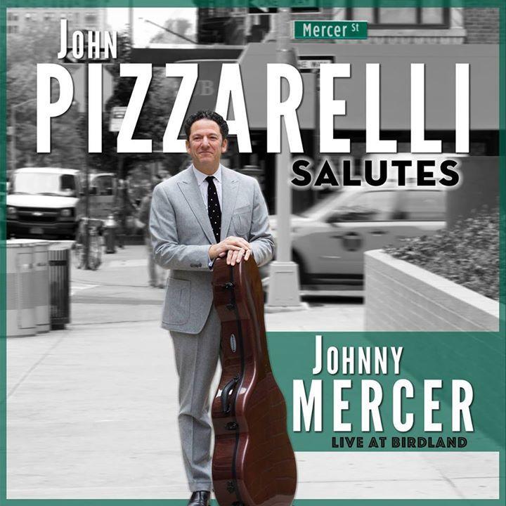 John Pizzarelli @ Orpheum Theatre - Vancouver, Canada