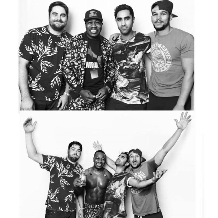 Rudimental @ O2 Academy - Newcastle, United Kingdom