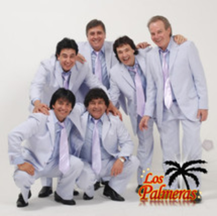 Los Palmeras Tour Dates