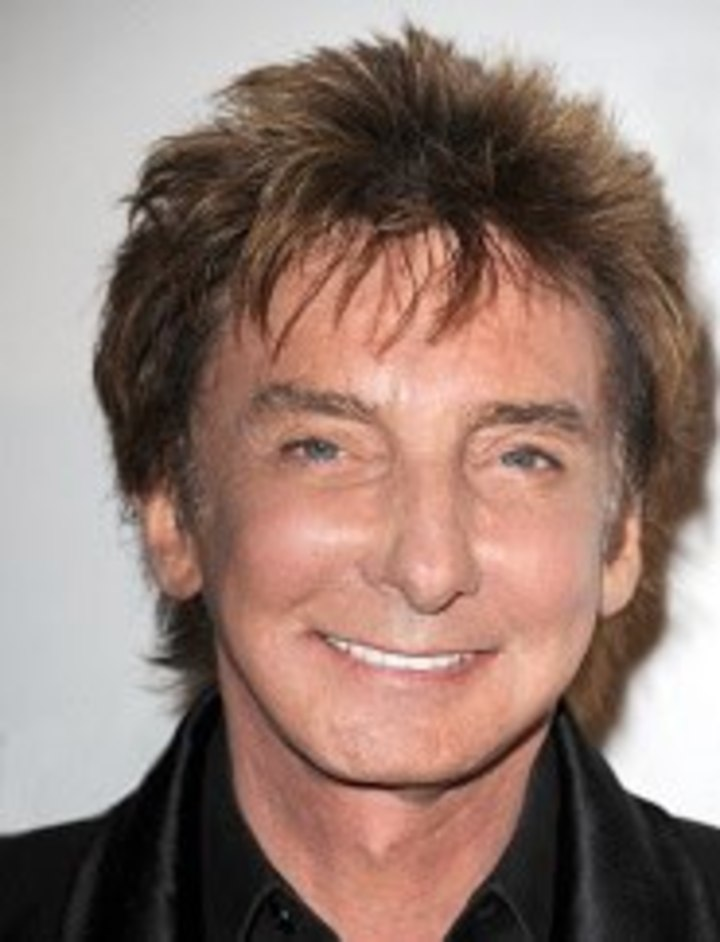 Barry Manilow @ Bergen Performing Arts Center - Englewood, NJ