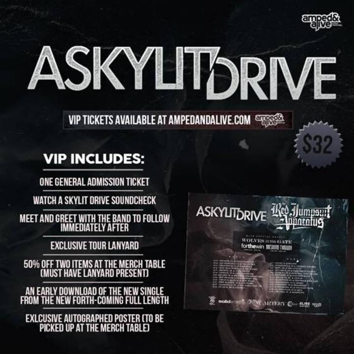 A Skylit Drive @ Ace of Spades - Sacramento, CA