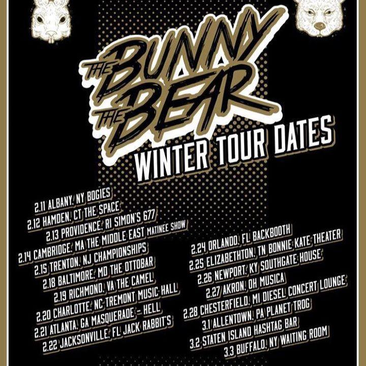 The Bunny The Bear @ Rocky Point Cantina - Tempe, AZ