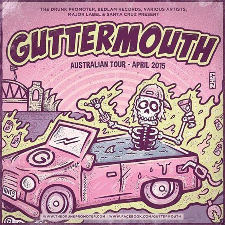 Guttermouth Farewell Australian Tour 2013 @ EVELYN HOTEL - Melbourne, Australia