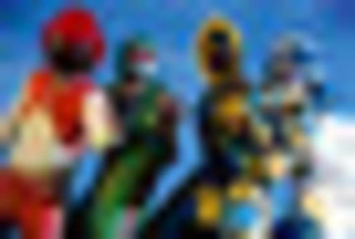 Mr. Pacman Tour Dates