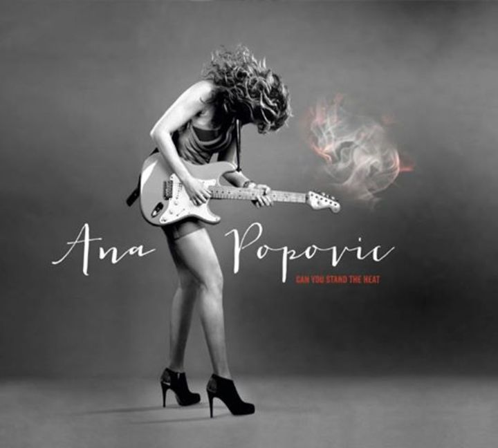 Ana Popovic @ Hard Rock Cafe Pittsburgh - Pittsburgh, PA